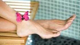 Избавете се от неприятната миризма на краката си