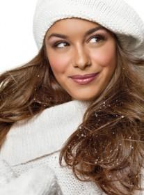 Съвети за красива коса през зимата