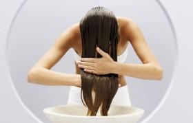 Маска за коса с бира за укрепване на косъма