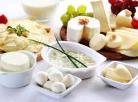 млечна диета