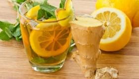 Напитка за отслабване с лимон