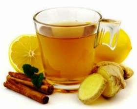 отслабване с джинджифил и лимон