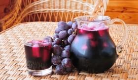 гроздовия сок
