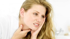 край на болки в гърлото
