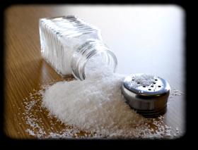 Незабавно заменете готварската с диетична сол