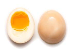 Мермерски за високо кръвно с яйце