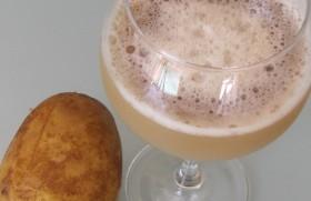 Полезен сок от картофи