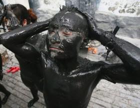 Черна кал от Мъртво море