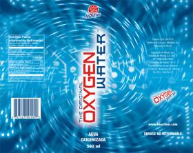 кислородна вода