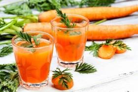 соко от моркиви