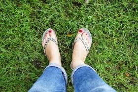 лоша миризма от краката
