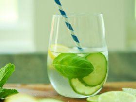 9 причини да пиете ежедневно вода от краставица