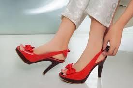 Ако имате неудобни обувки - това работи на 100%