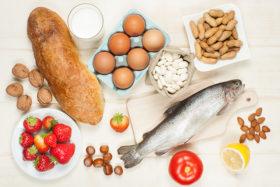 Алергии към храни