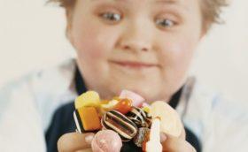 Диета за деца с наднормено тегло