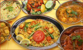 С индийска кухня се отслабва само за 1 месец