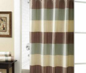 Ако имате по завесите в банята си мухъл: тези 4 средства помагат