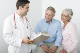 Етапи в развитието на лимфом и лечение