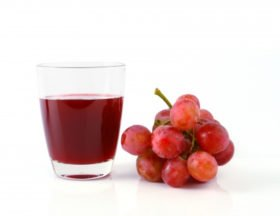 grozdov sok-cherveno grozde