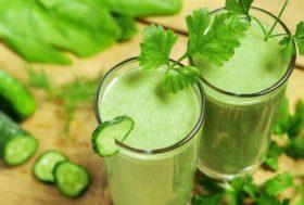 zeleny-kokteil