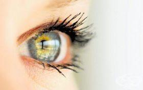 за остро зрение