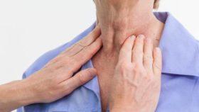 възпаление на щитовидната жлеза