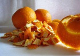 Портокал за лице