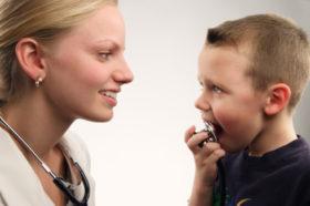 болестта на целувката (мононуклеоза)