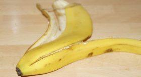 бананови кори