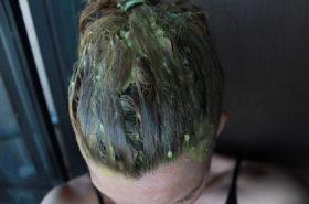 маска за коса с авокадо