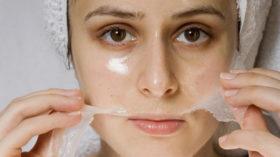 маска за равен тен на лицето