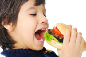 boy-eating-burger