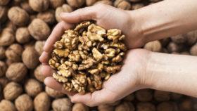 Диета с орехи